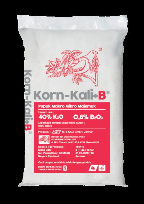 Korn-Kali+B Tanaman