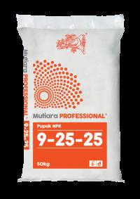 NPK Mutiara PROFESSIONAL 9 25 25