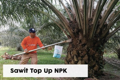Sawit Top Up NPK