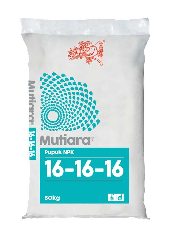 NPK Mutiara 16-16-16
