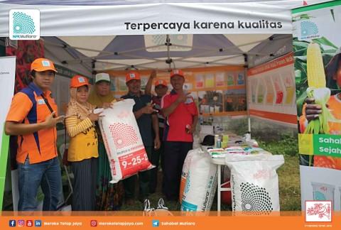 MTJ Gelar Expo Kolaborasi dengan Perusahaan Benih di Kediri