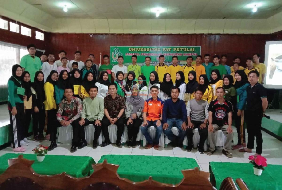 MTJ Goes to Campus: Universitas Pat Petulai