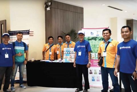Pelatihan Meracik Nutrisi Hidroponik ke-4 di Padang
