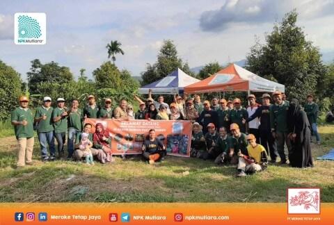 Silaturahmi dengan Komunitas Durian Sumbar Lamak (DSL)