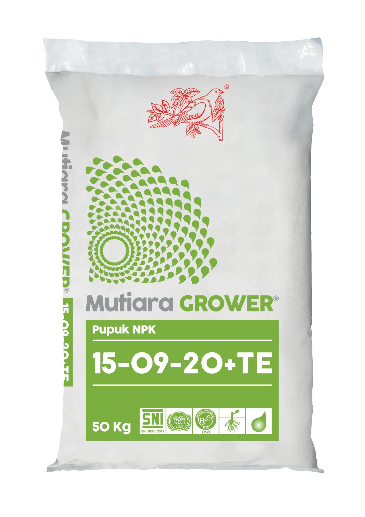 Mutiara GROWER